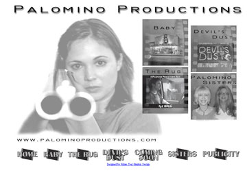 Palomino-Website
