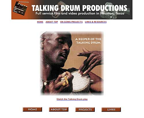 Talking-Drum-Wesite