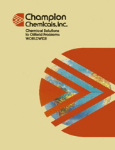 Champion Chemicals Brochure