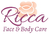 Ricca Face and Bodycare Logo RGB Web