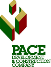 Pace Development and Construction Logo